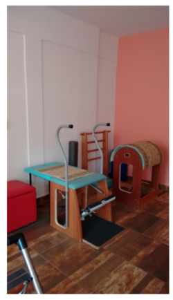 Equipamentos de Pilates para Aulas na Movart