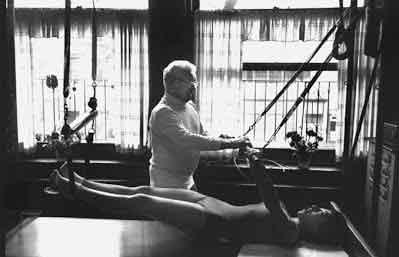 Equipamento e Método de Joseph Pilates