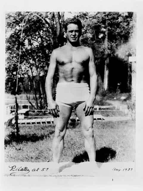 Quem foi Joseph Hubertus Pilates